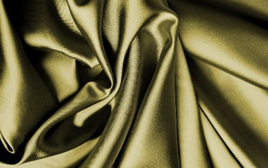 Picture of satin fabric. Make sure to always wash fabric before working on your project.